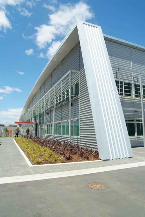 Nz Post Highbrook Roofing Industries